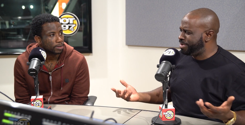 Video: Gucci Mane Interview With Funk Flex