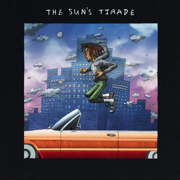 Isaiah Rashad – The Sun's Tirade (Album Stream)