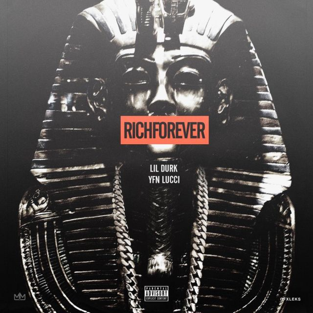 New Music: Lil Durk – Rich Forever (Ft. YFN Lucci)