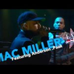 "Mac Miller & Anderson .Paak Perform ""DANG!"" Live On 'The Late Show' (VIDEO)"