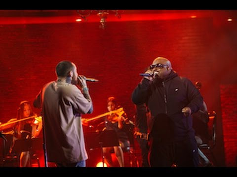 "Mac Miller & Cee-Lo Green Perform ""WE"" Live (VIDEO)"