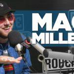 Mac Miller Talks New Album, Ariana Grande, Sobriety & More On 'The Cruz Show' (VIDEO)