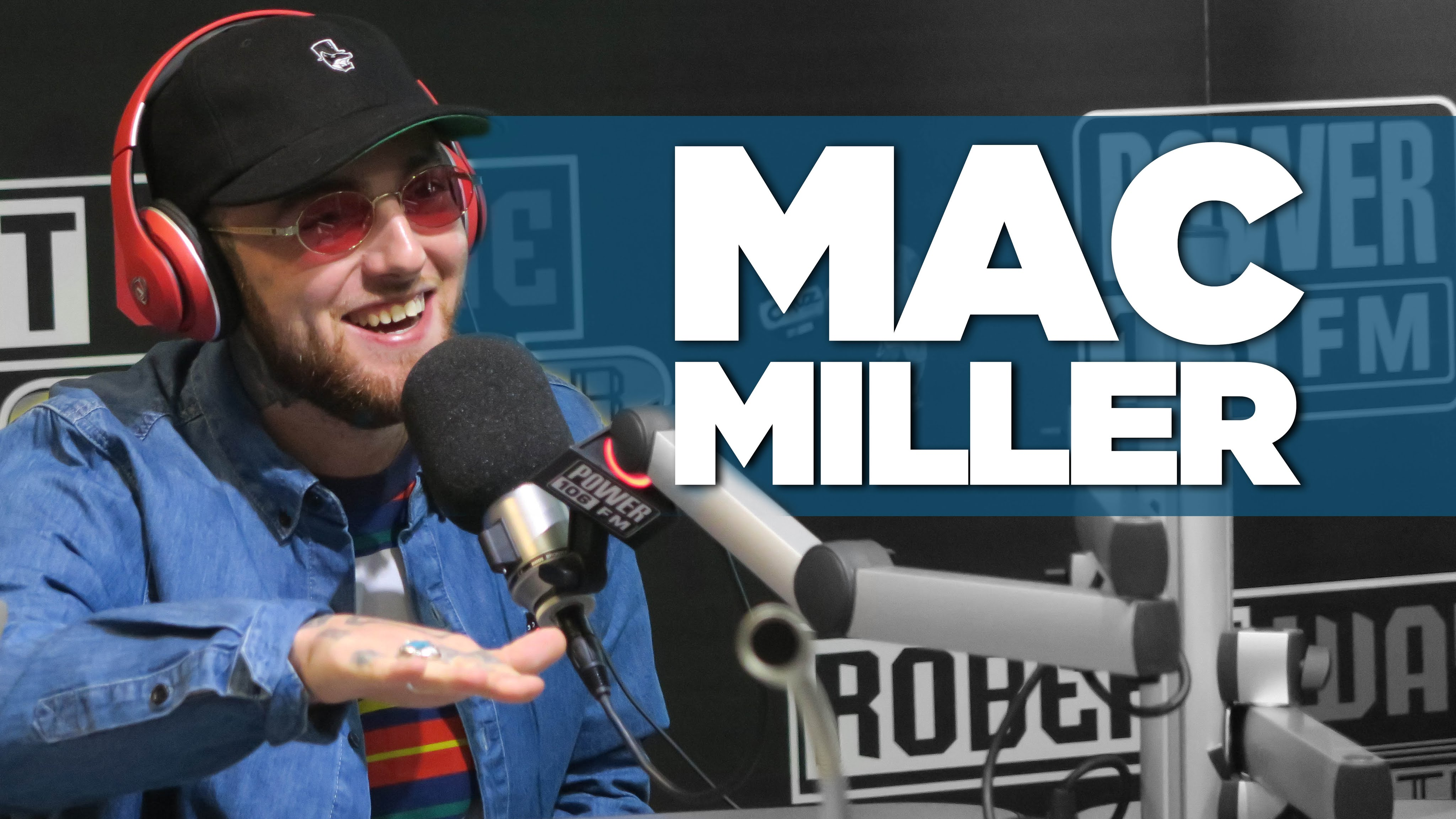 Mac Miller Talks New Album, Ariana Grande, Sobriety & More On 'The Cruz Show' (VIDEO)