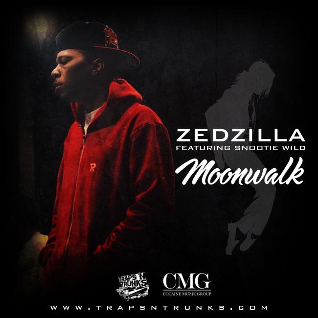 New Music: Zed Zilla Ft. Snootie Wild – Moon Walk