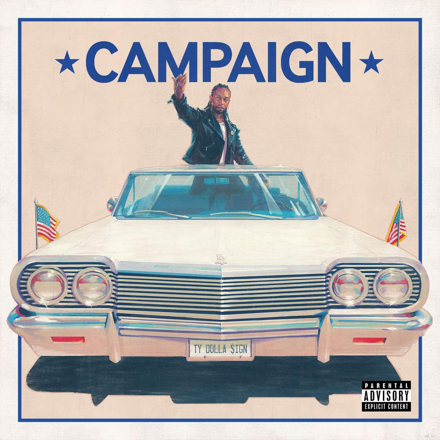 New Album: Ty Dolla $ign – Campaign (Stream)
