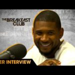 Usher Talks New Album, Cleveland Cavaliers & More On 'The Breakfast Club' (VIDEO)