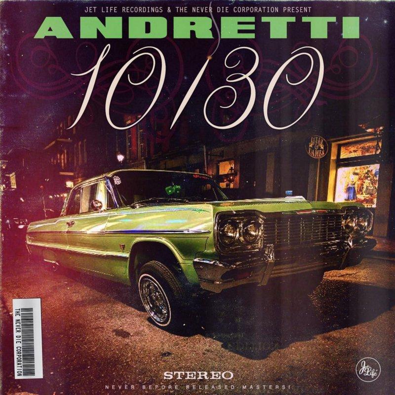 New Mixtape: Curren$y – Andretti 10/30