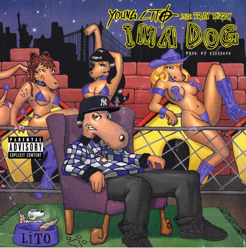 New Music: Young Lito ft. Tray Pizzy – Ima Dog