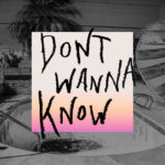 New Music: Maroon 5 ft. Kendrick Lamar – Don't Wanna Know