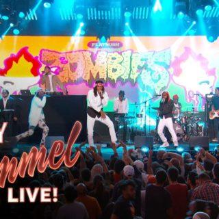 Flatbush Zombies Perform Live On 'Jimmy Kimmel Live' (VIDEO)