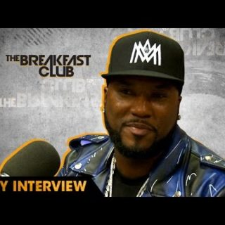 """Jeezy Talks """"Trap Or Die 3"""", Donald Trump & More On 'The Breakfast Club' (VIDEO)"""