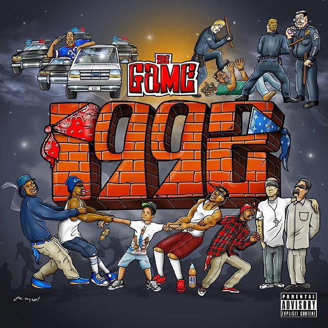 New Music: The Game – Grew Up On Wu-Tang