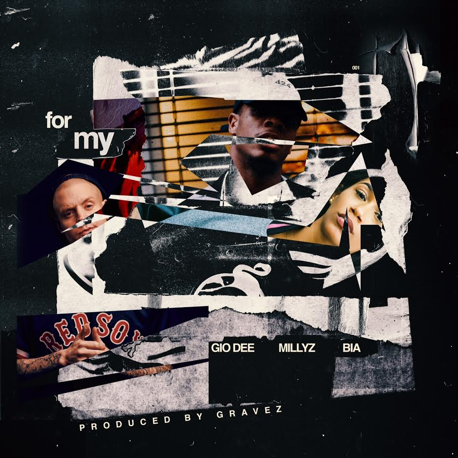 New Music: Gio Dee ft. BIA & Millyz – For My