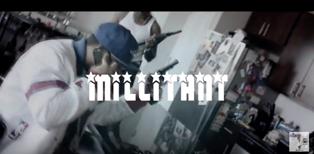 Video: Millitant – Wait A Minute Freestyle