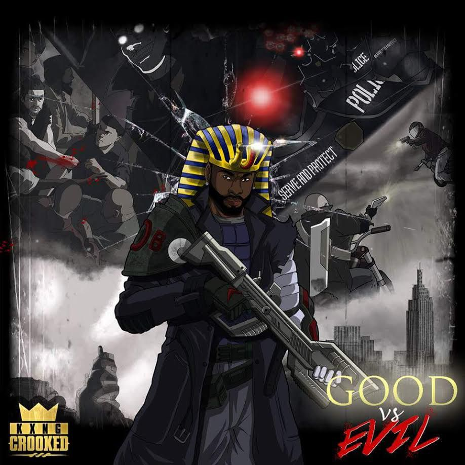 New Music: Crooked I – Welcome To Planet X (Ft. Eminem)