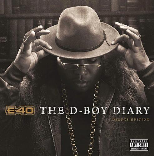 Stream E-40's New Double-Disk Album 'The D-Boy Diary'