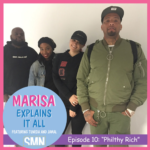 Podcast: Marisa Mendez, Jamal, & Tunisia – Marisa Explains It All (Ep. 10)