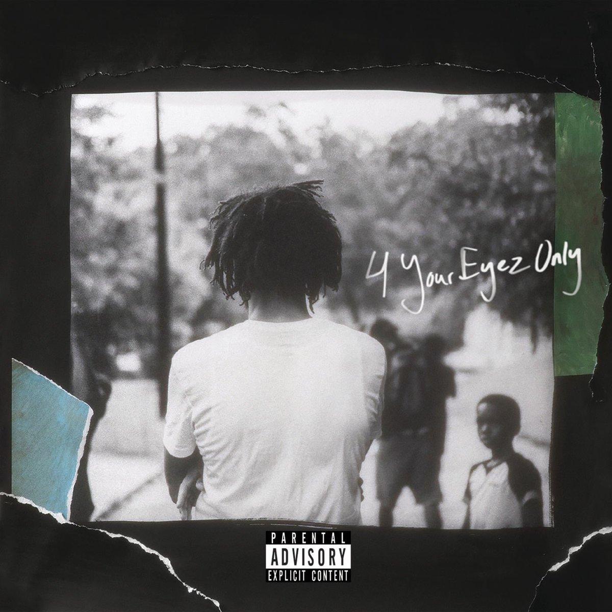 J. Cole Announces New Album '4 Your Eyez Only'
