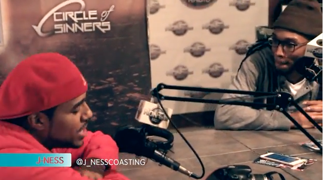J-NESS interview with DJ Wallah