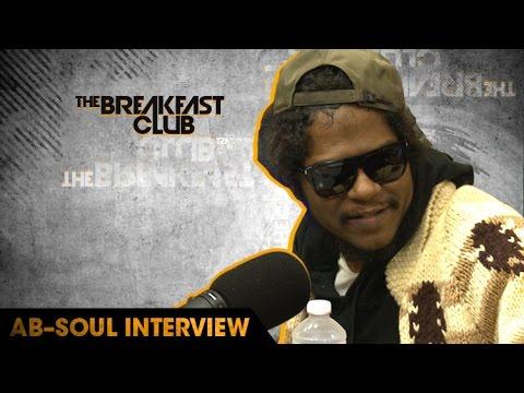 """Ab-Soul Talks New Album """"DWTW"""", Kendrick Lamar & More On 'The Breakfast Club' (VIDEO)"""