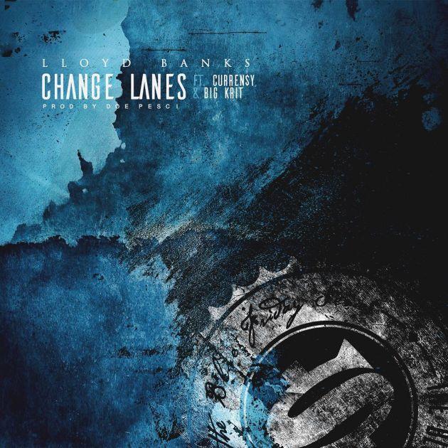 New Music: Lloyd Banks – Change Lanes (Ft. Curren$y & Big K.R.I.T.)