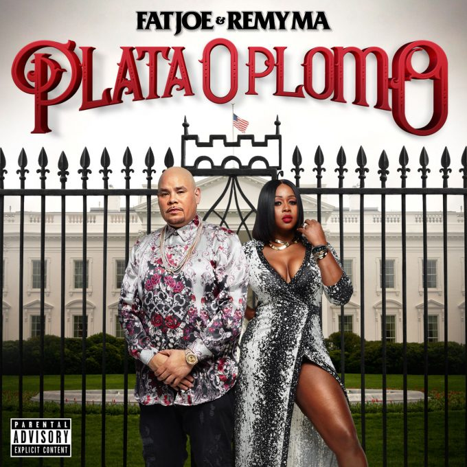 Fat Joe & Remy Ma Release Official Artwork + Tracklist For Upcoming Album Plata O Plomo