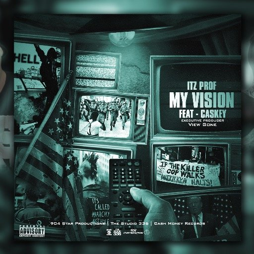New Music: Itz Prof – My Vision (Ft. Caskey)
