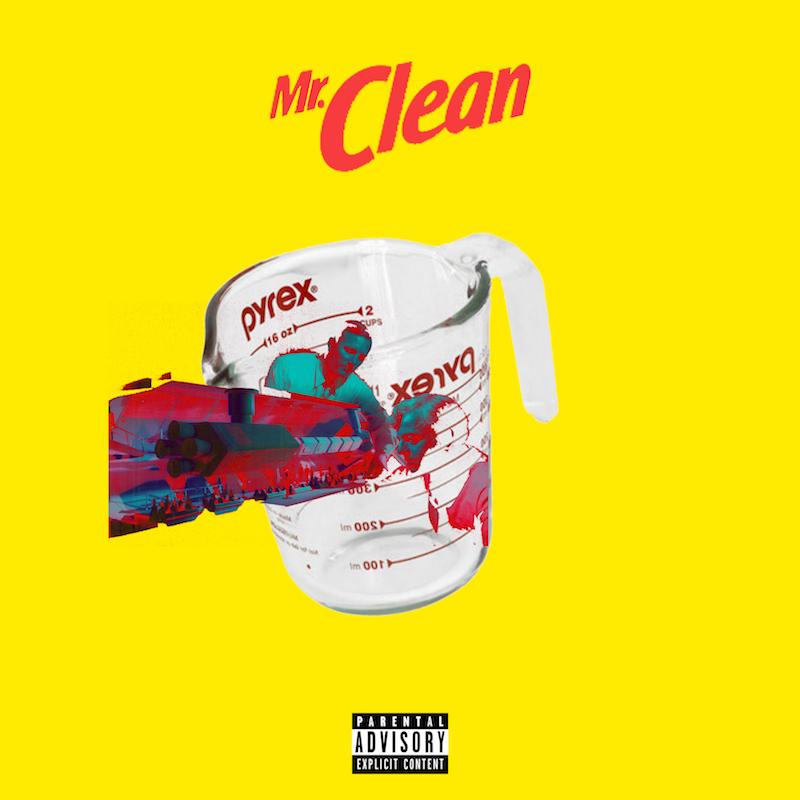 "StressGods – ""Mr. Clean"" (ft. Dylan Gideon & 404 Gianni)"
