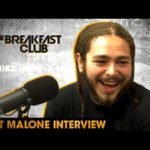 Post Malone Talks New Album, Justin Bieber & More On 'The Breakfast Club' (VIDEO)