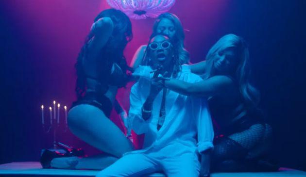 New Video: Wiz Khalifa x Juicy J x TM88 – Medication