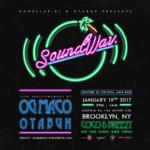 OhWellAriel & Oyabun Announce 'SOUNDWAV.' Concert
