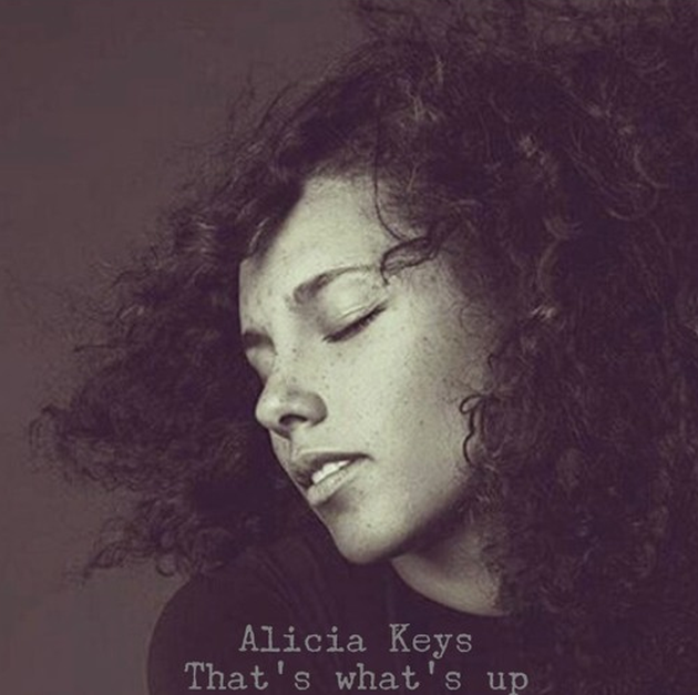 New Music/Video: Alicia Keys – That's What's Up