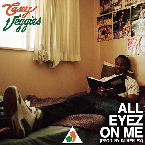 New Music: Casey Veggies – All Eyez On Me
