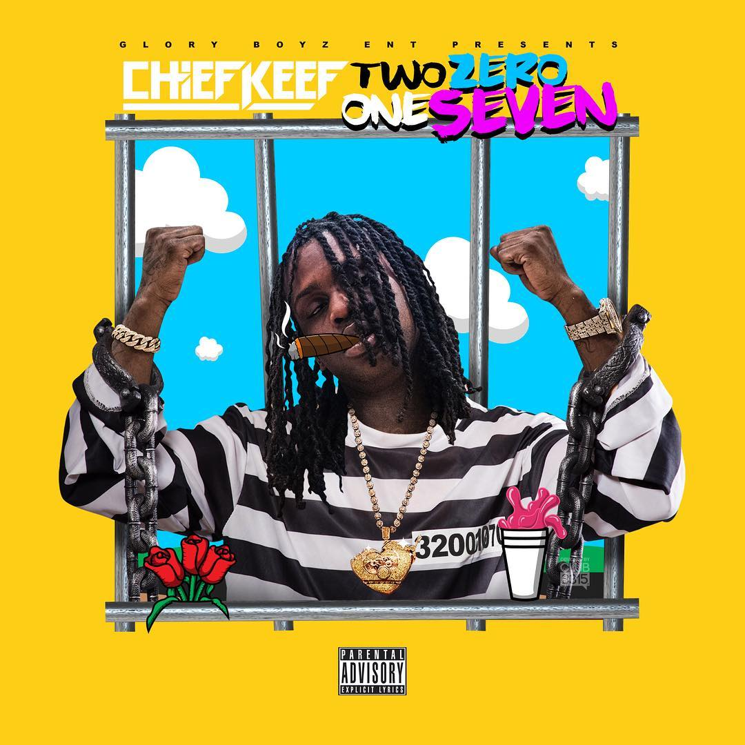 New Mixtape: Chief Keef – Two Zero One Seven