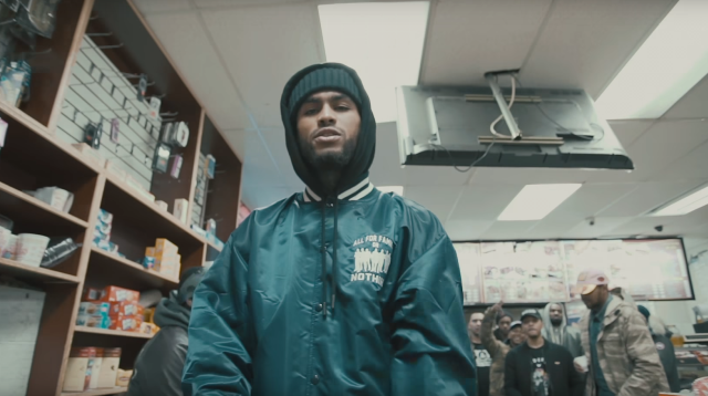 New Video: Dave East – Push It (Remix)