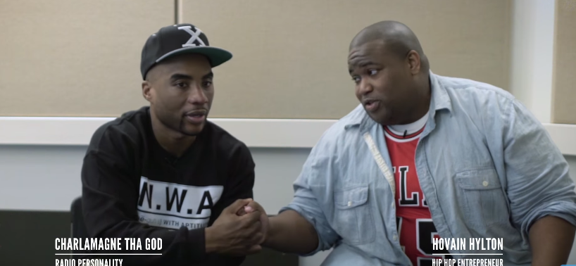 Video: Charlamagne Tha God Interview with Hovain