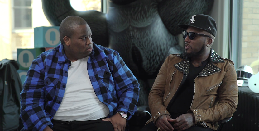 Video: Jeezy Interview with Hovain