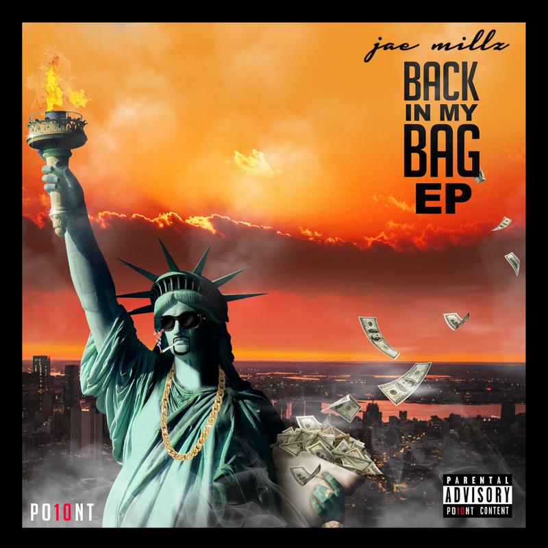 New Music: Jae Millz – Back In My Bag (EP)