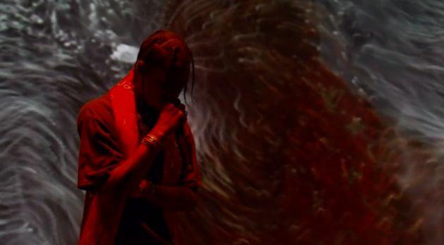 "Travi$ Scott Performs ""Goosebumps"" Live On 'Jimmy Kimmel' (VIDEO)"