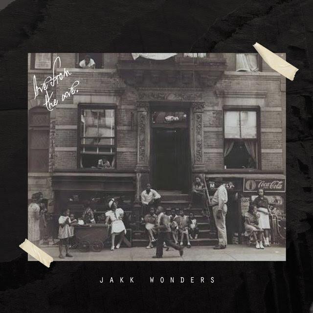 Stream Jakk Wonders New Instrumental Album 'Live From The Avenue'