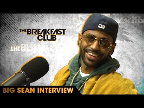 Big Sean Talks 'I Decided', Working w/ Eminem, Jhené Aiko & More On 'The Breakfast Club' (VIDEO)