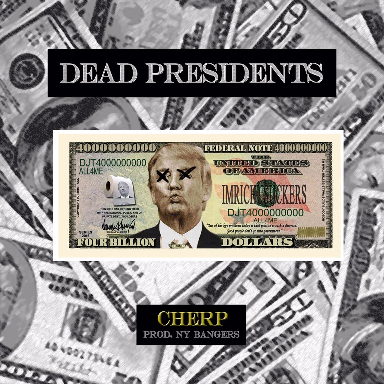 "New Music: Cherp – ""Dead Presidents"""