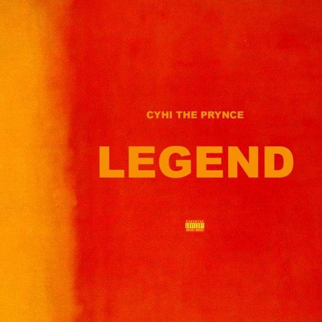 New Music: CyHi The Prynce – Legend