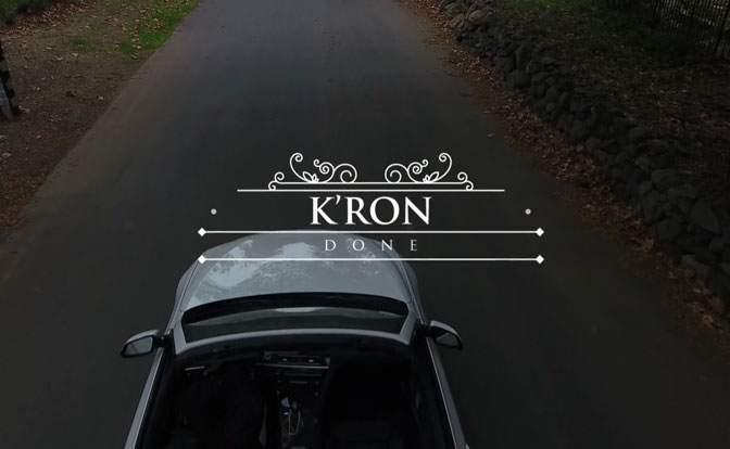 Video: K'Ron – Done