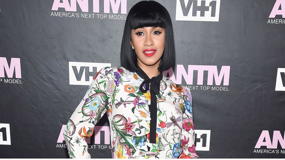Cardi B Inks Deal With Atlantic Records – Quits LHHNY