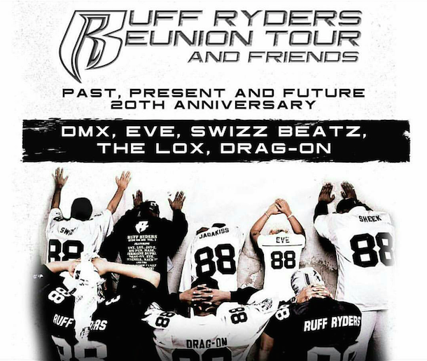 RUFF RYDERS TOUR
