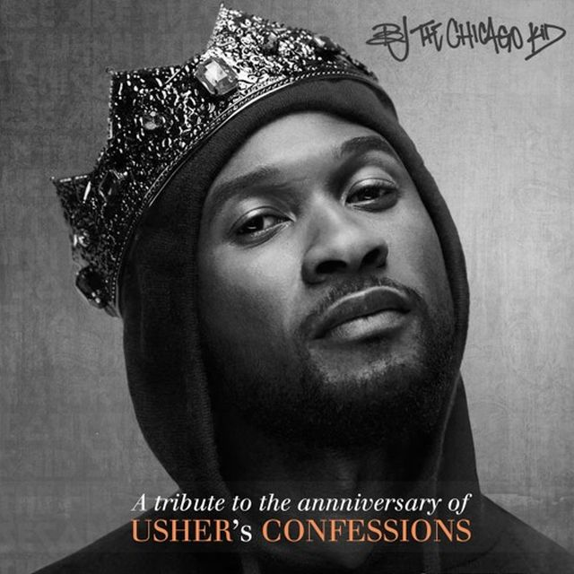 """New Music: BJ The Chicago Kid – A Tribute To The Anniversary Of Usher's """"Confessions"""" (EP)"""