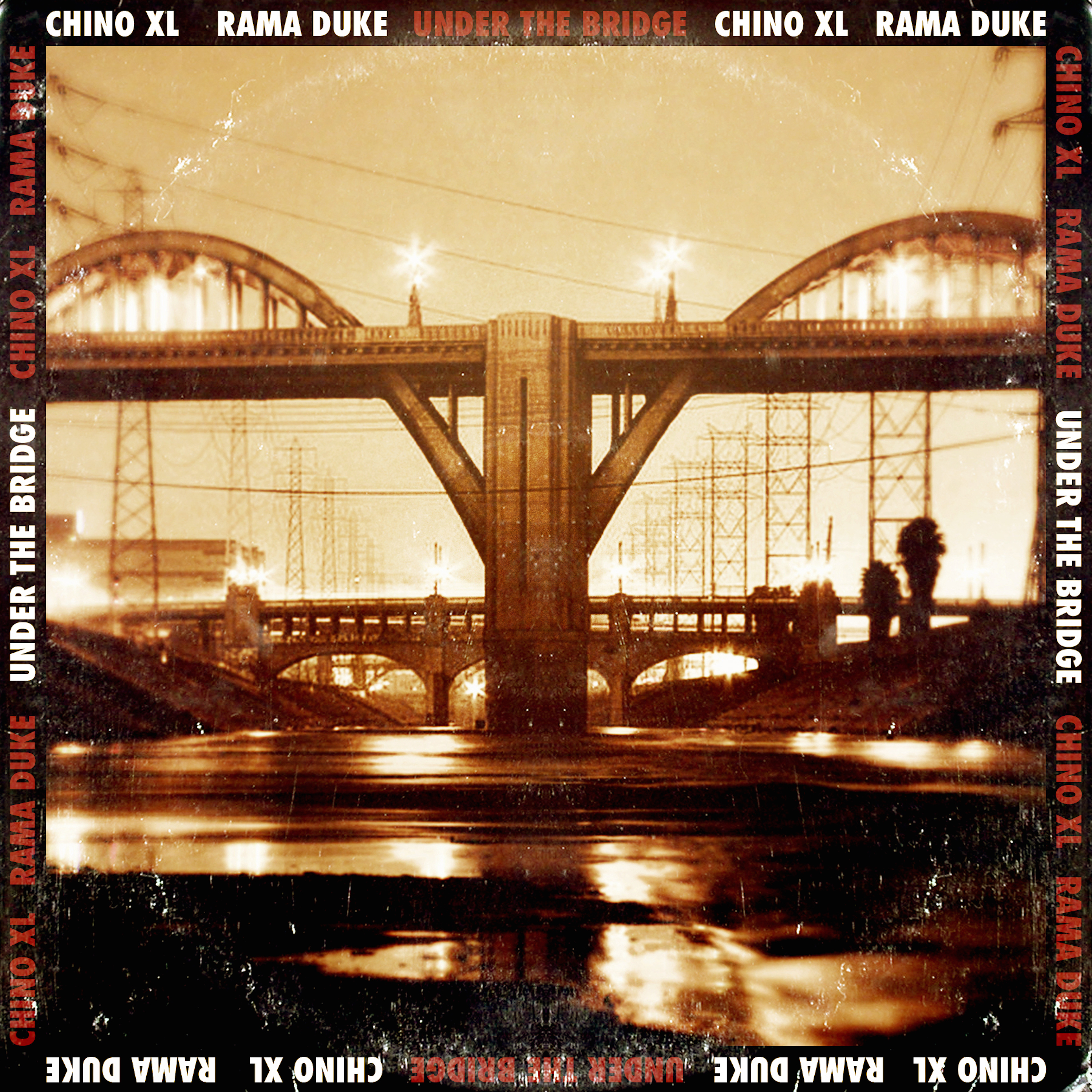 New Music: Chino XL & Rama Duke – Under The Bridge