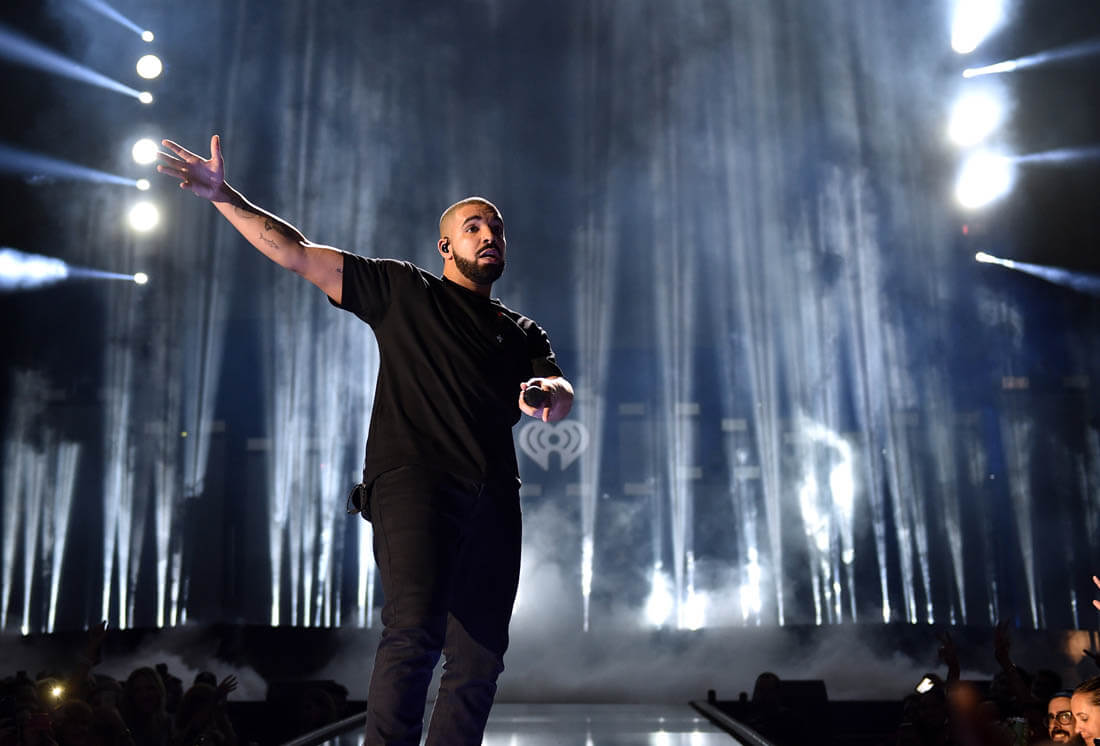 Drake Becomes First Artist to Hit 10 Billion Streams on Spotify