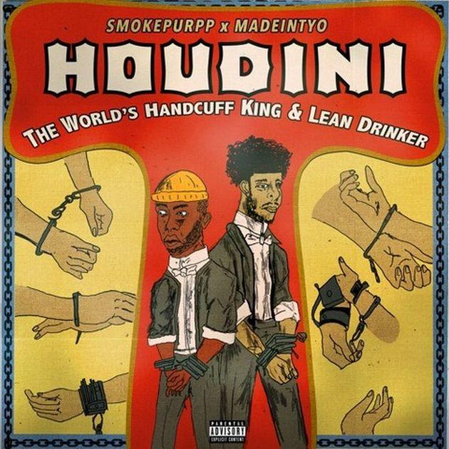 """New Music: Smokepurp x MadeinTYO – """"Houdini"""""""